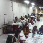 Inside our factory