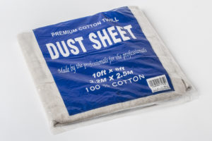 Dust Sheet 10x8ft- Low Res