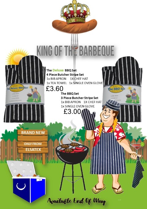 king of the barbeque