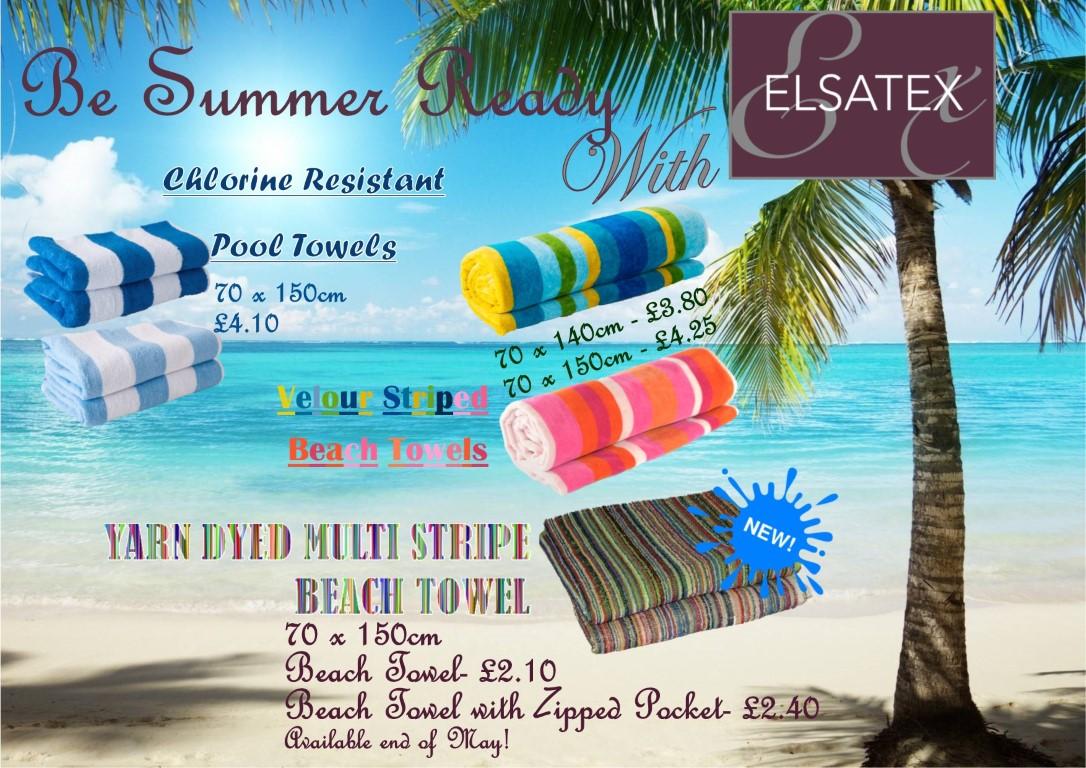 beach towel offers