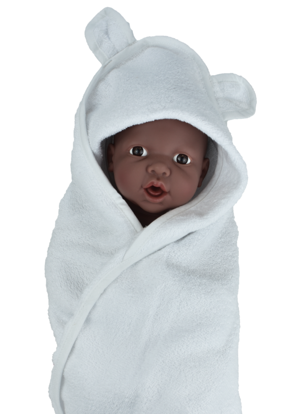 Baby Hooded Towel With Ears